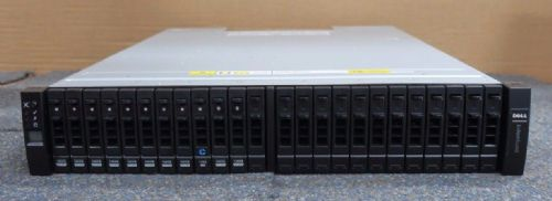 Dell Xyratex Compellent EB-2425 24-Bay SAS Enclosure 11x 146GB 2x Controllers
